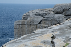 Cliffs Edge, The Burren in Clare