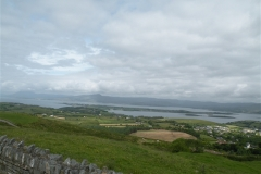 Scenic View of Bantry Town