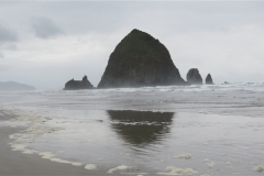 The Pacific ocean view From Oregon