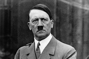 Even Hitler was a sinner